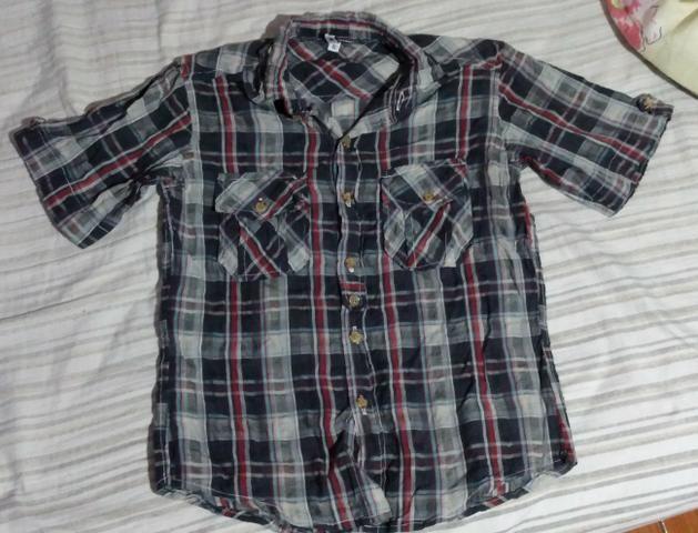 Camisa xadrez - Foto 2