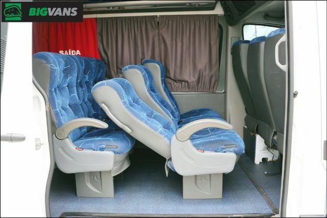 Sprinter 2018 415 Bigvan Executiva 19L Branca (4209) - Foto 12