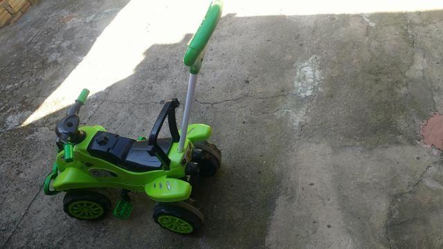 Motoca pedal infantil - Foto 2