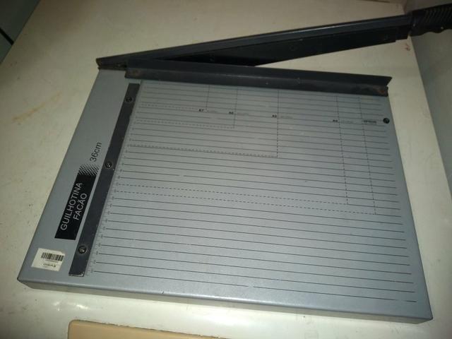 Cortador. de papel - Foto 2