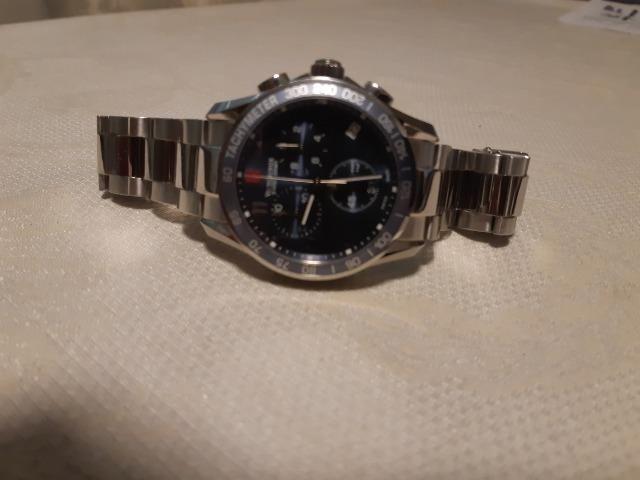 5a1b1560310 Relógio Victorinox Modelo 241120 Estado de Novo