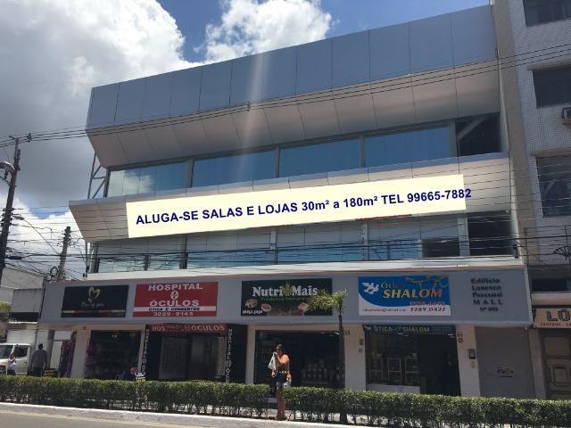 0964260f51377 Andar comercial com 180m2, avenida Jeronimo Monteiro proximo a Dacasa
