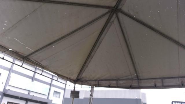 Vendo tenda 12x12 - Foto 2