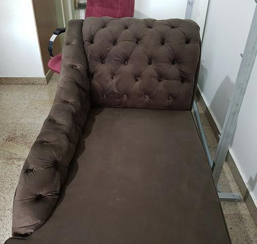 Divã Chaise Long - Foto 3