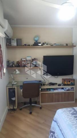Apartamento à venda com 3 dormitórios em Jardim lindóia, Porto alegre cod:AP16409 - Foto 9