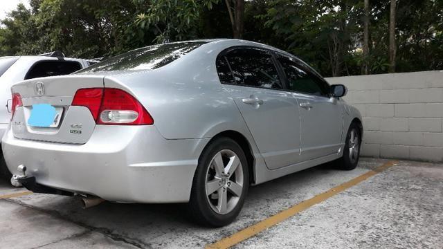 Honda Civic 1.8 Lxs 16v Flex 2009 Manual *Grande oportunidade - Foto 2