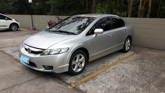 Honda Civic 1.8 Lxs 16v Flex 2009 Manual *Grande oportunidade