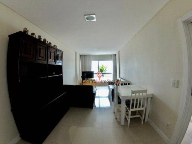 Apartamento com 2 dormitórios para alugar, 90 m² por R$ 1.200/dia - Centro - Balneário Cam - Foto 3