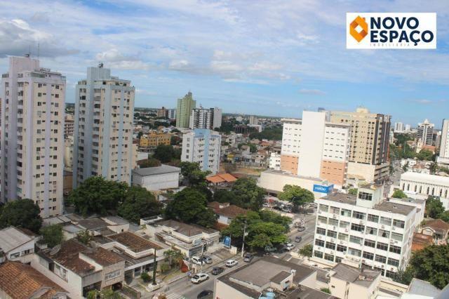 Apartamento com 2 dormitórios para alugar, 70 m² por R$ 1.000/mês - Centro - Campos dos Go - Foto 6