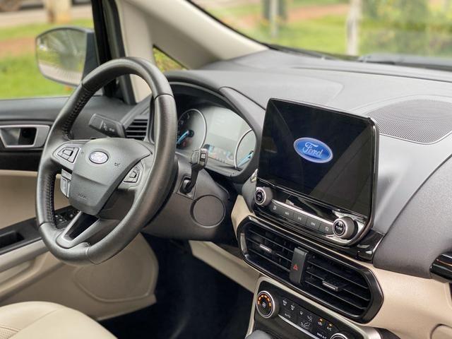 Ford Ecosport 2.0 Titanium 2.0 Flex + Com Teto Solar+ 2018/2019+ Impecável - Foto 7