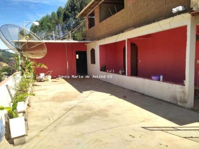 Casa para Venda em Santa Maria de Jetibá, Santa Maria de Jetibá, 2 dormitórios, 1 banheiro