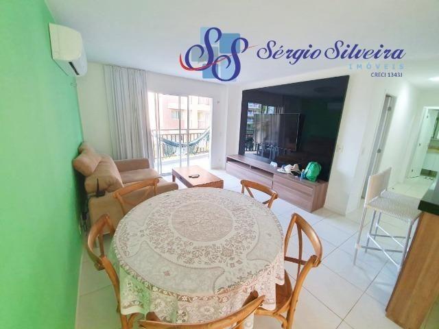 Apartamento à venda no Wellness Beach Park Porto das Dunas - Foto 2