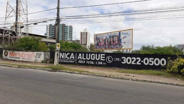 Alugue Terreno com 1314m² na Av. Tancredo Neves - Foto 2
