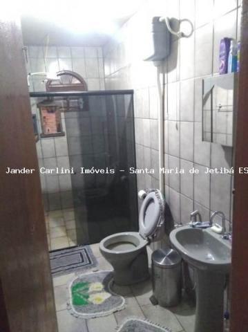 Casa para Venda em Santa Maria de Jetibá, Santa Maria de Jetibá, 2 dormitórios, 1 banheiro - Foto 10
