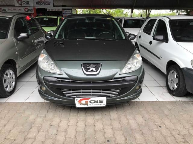 207 2009/2010 1.6 XS 16V FLEX 4P AUTOMÁTICO