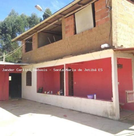 Casa para Venda em Santa Maria de Jetibá, Santa Maria de Jetibá, 2 dormitórios, 1 banheiro - Foto 6