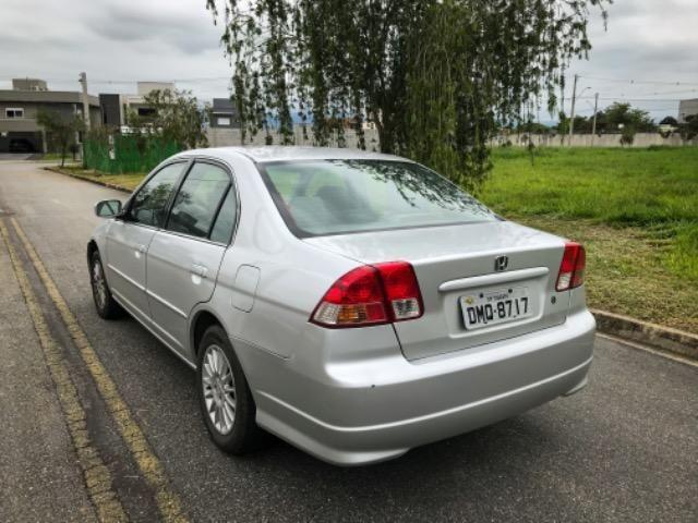 Honda Civic 2005 - Automático - Foto 3