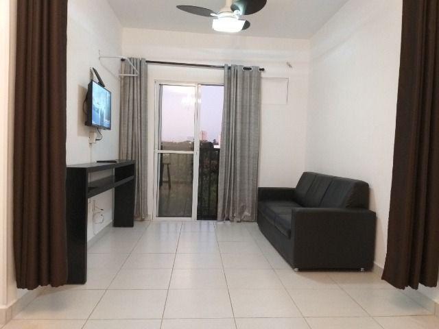 Apartamento mobiliado para temporada NOVINHO em Cuiabá bem localizado - Foto 3