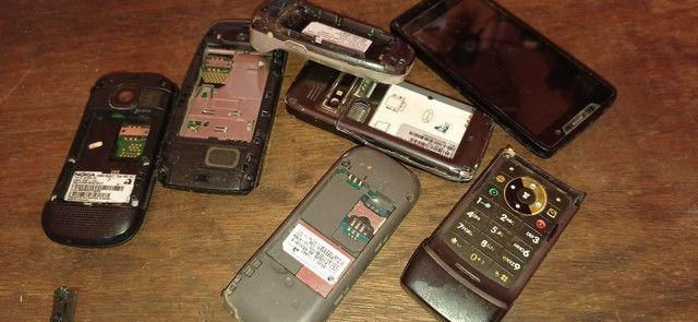 Sucatas de celular e placas de computador - Foto 4
