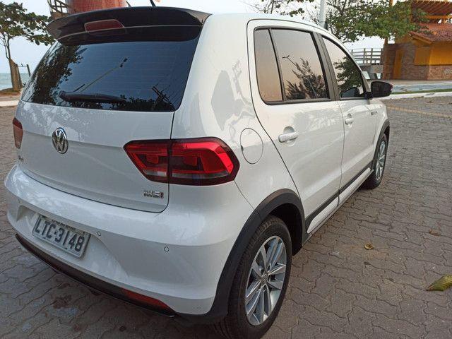VW Fox Pepper 1.6 MSI 2017 U. Dono - Foto 11
