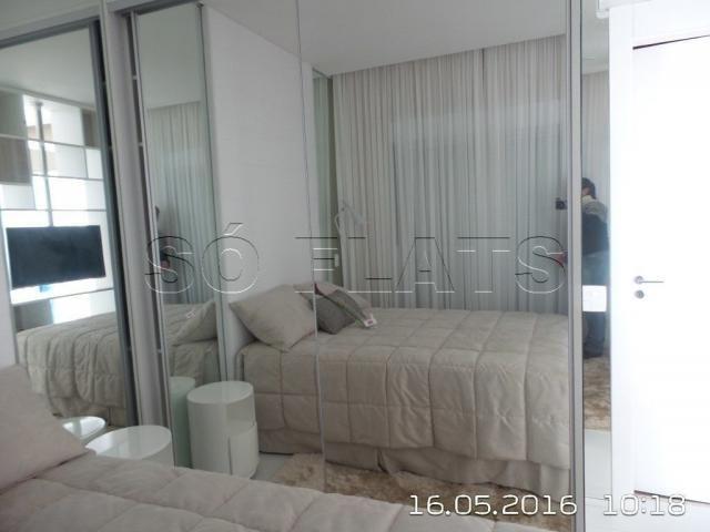 Apartamento no Itaim Bibi 1 Suíte Luxo 54m², condomínio com ótima estrutura - Foto 8