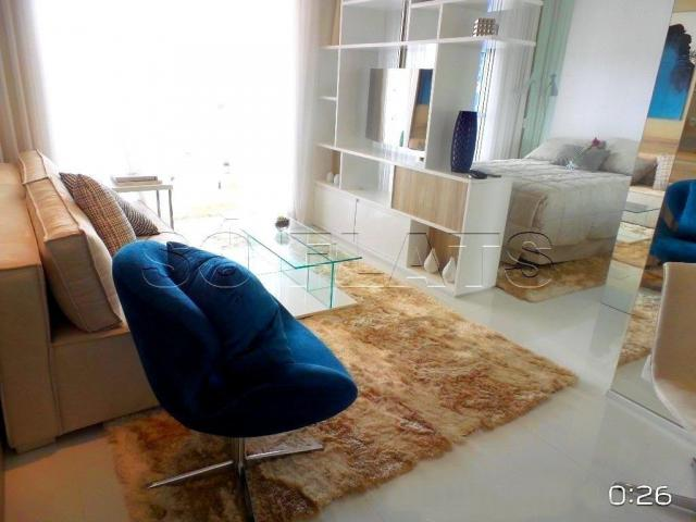 Apartamento no Itaim Bibi 1 Suíte Luxo 54m², condomínio com ótima estrutura - Foto 2