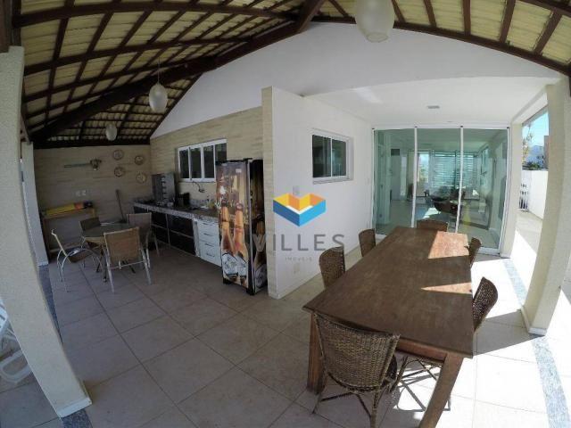 Casa com 5 dormitórios para alugar, 200 m² por R$ 1.500,00/dia - Barra Mar - Barra de São  - Foto 10