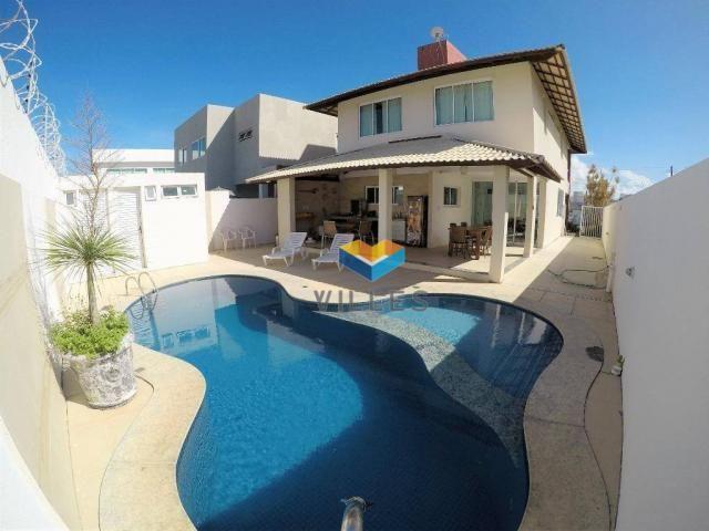 Casa com 5 dormitórios para alugar, 200 m² por R$ 1.500,00/dia - Barra Mar - Barra de São