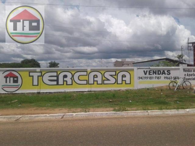 Área, 4936 m² - venda por R$ 8.000.000,00 ou aluguel por R$ 20.000,00/mês - Nova Marabá -  - Foto 8