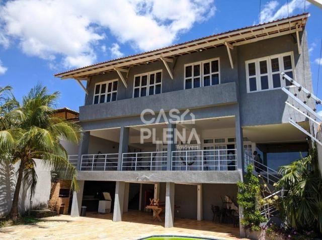 Casa no Porto das Dunas à venda, 9 dormitórios, 430 m² por R$ 1.300.000 - Aquiraz/CE - Foto 2