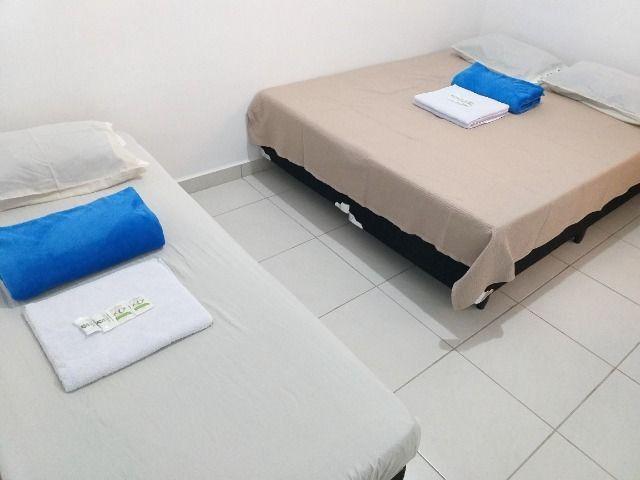Apartamento mobiliado para temporada NOVINHO em Cuiabá bem localizado - Foto 17