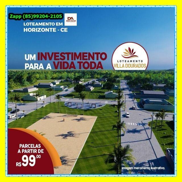 Loteamento Villa Dourados:::;Não perca tempo, invista agora!!!*@ - Foto 8