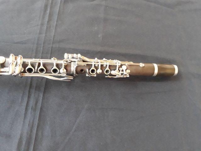 Clarinete 17chaves Sib - Foto 3