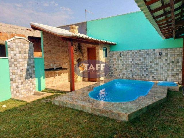K- Casas lindas com 2 quartos, sendo 1 suíte, no Gravatá em Unamar - Foto 7