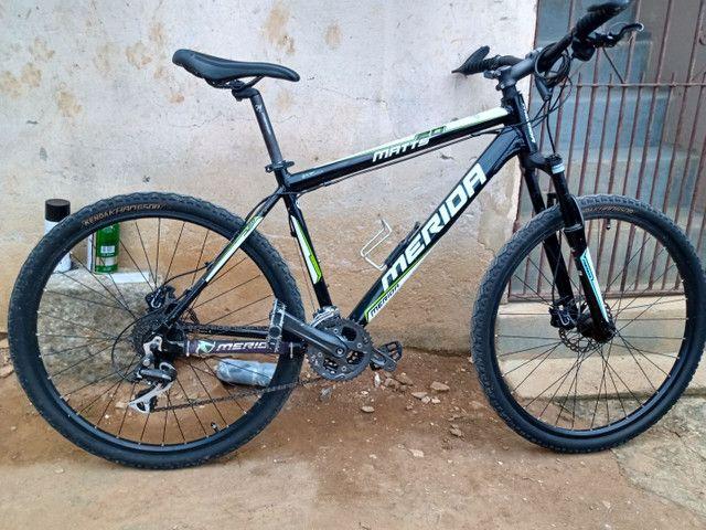Pra vender hoje. Bike MERIDA 27.5, tamanho 17