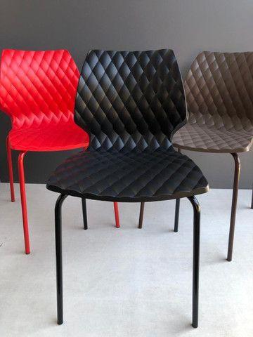 Produto Exclusivo - Cadeiras Italianas novas - Foto 6