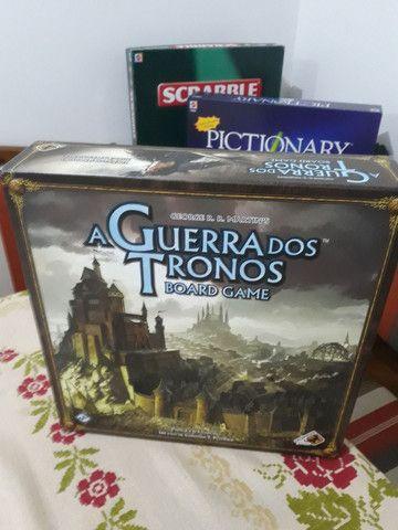 Jogo de tabuleiro - A guerra dos tronos  - Foto 2