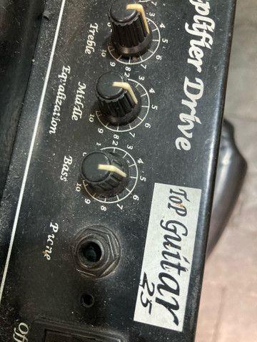 Amplificador cubo para guitarra usado - Foto 3