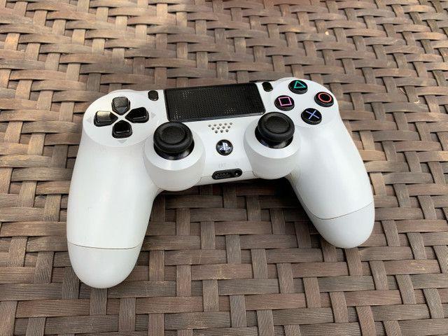 Ps4 branco edição especial Destiny + 5 jogos + Playstation Camera - Foto 3