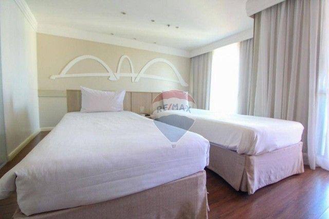 Flat com 1 dormitório à venda, 37 m² - Asa Norte - Brasília/DF - Foto 10