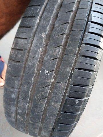 Troco roda aro 17 furaçao 5x100 - Foto 3