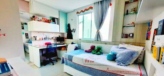 Apartamento para venda com 122 metros quadrados com 3 quartos em Aldeota - Fortaleza - CE - Foto 5
