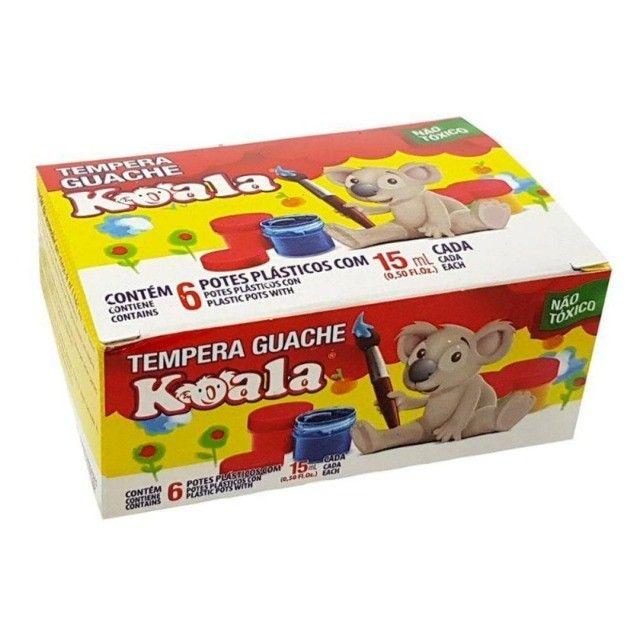 Tinta Guache Koala