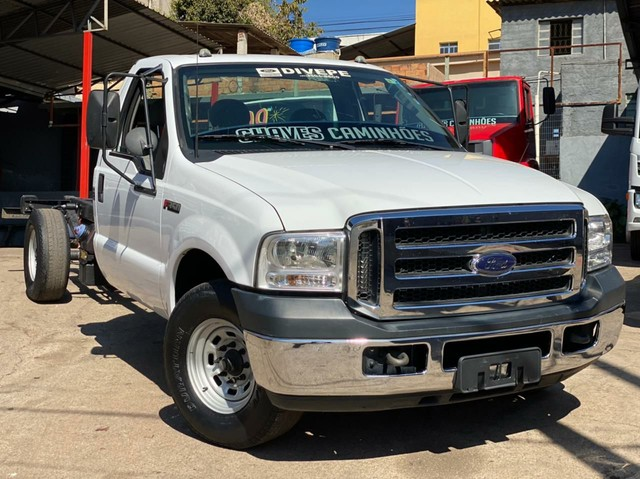 Caminhao ford f 350 chassi - Foto 11