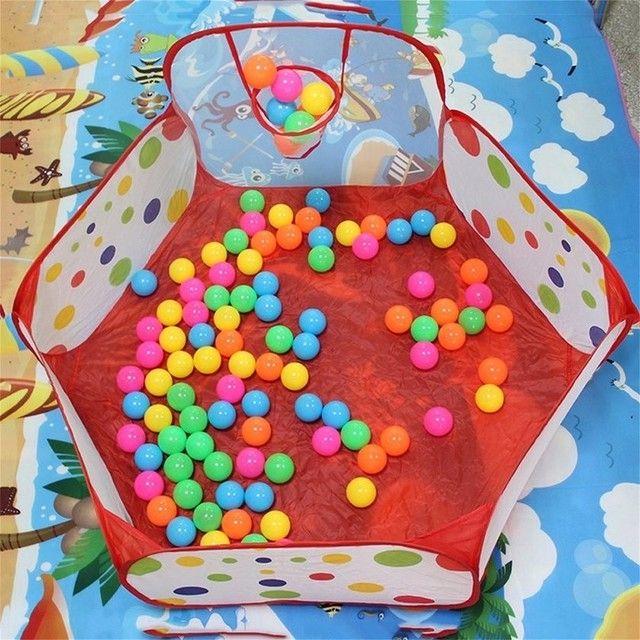 Piscina com cesta + 50 Bolinhas - Foto 6