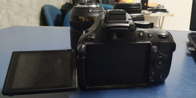 Câmera Nikon D5200 - Foto 6