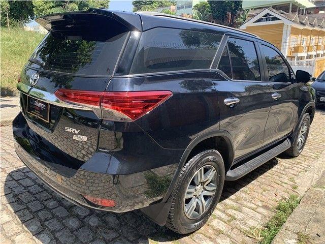 Toyota Hilux sw4 2020 2.7 srv 7 lugares 4x2 16v flex 4p automático - Foto 4
