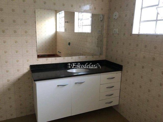Sobrado com 4 dormitórios para alugar, 214 m² por R$ 8.000,00/mês - Jardim São Paulo(Zona  - Foto 11