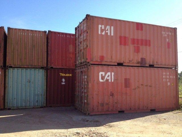 Container Dry 20 Pés (6mts) - Foto 4