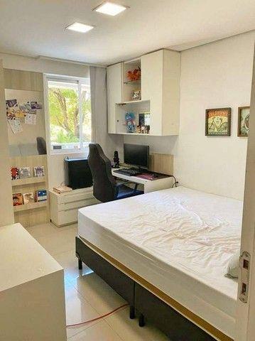 Apartamento para venda com 122 metros quadrados com 3 quartos em Aldeota - Fortaleza - CE - Foto 8